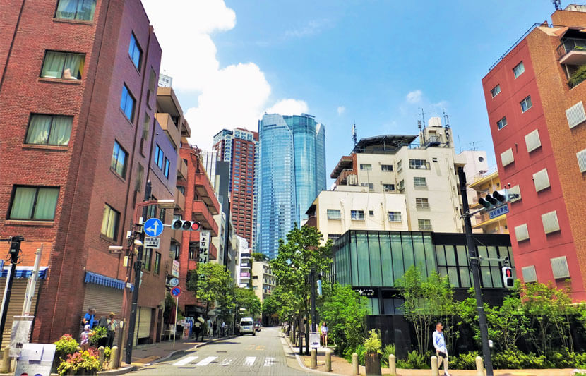 아자부 ・ 히로오(麻布・広尾)